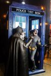 DC meets Doctor Who by OCCxHarleyRider
