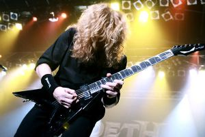 Megadeth - Dave Mustaine by geeewocka