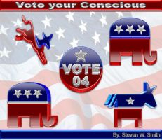 Vote your Conscious by Steve-Smith