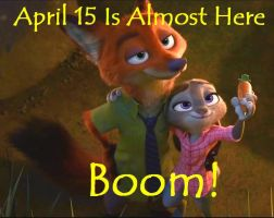 Boom April 15 by Jeffyraccoon
