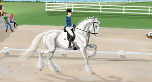 AESD Advanced Dressage by OpalTalons