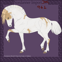 Nordanner Import 961 by BaliroAdmin
