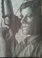 Daryl Dixon by ZombieAshley7