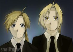 FMA: Funeral by snailtamer