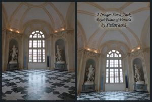 Royal Palace of Venaria Stock Pack by XiuLanStock