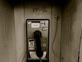 telephone by ScrawnyJohnny