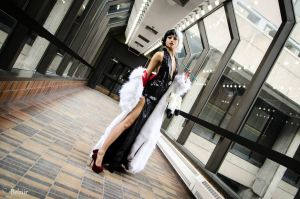 Cruella the Vamp by the-mirror-melts