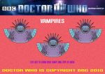Doctor Who - Vampires 2 by mikedaws