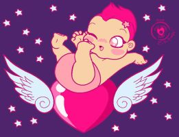 BABY PUNKY PiNKY by LAUBoZ