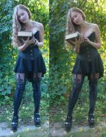 Lilia black wizard 26 by Panopticon-Stock
