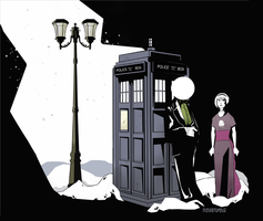 doctor who scratch by Plegathon