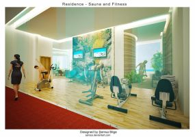 R-Sauna and Fitness by Semsa