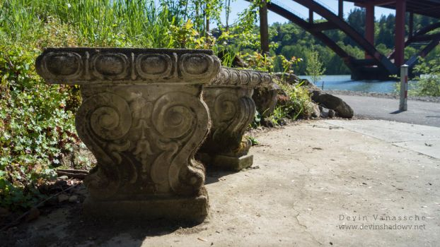 stone seat to bridge by DevinShadowV
