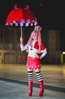 Perona cosplay One Piece by Kotori-Cosplay