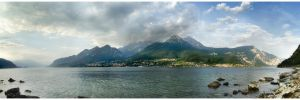 Italian fjords by SisuShots