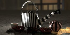 Watering can bag by shaddam89