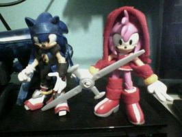 Neo Amy Figure by SaberCookie2410