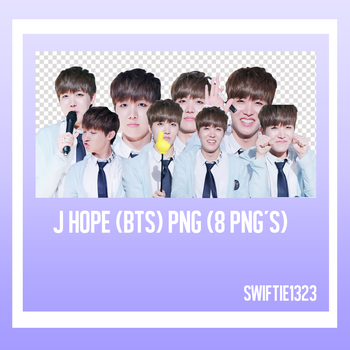 J Hope BTS PNG by Swiftie1323