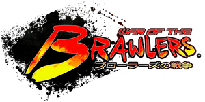 War of the Brawlers New Logo by XTP597