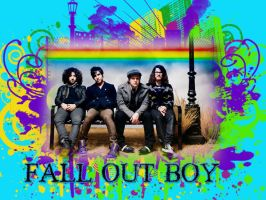 Fall out Boy wallpapers 1 by Fall-Out-M