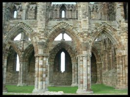 Arches at the Abbey by DAMIOR-IDELBY