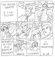 Ooh Mister Germany A Fanfic by corinnelovesyoux