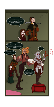 Copyright issues in Skyrim by MakiLoomis