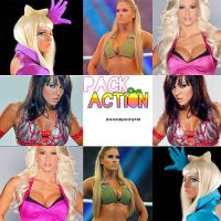 Divas Actions by DivasChampionship