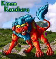 Kizen Completed by keikittora
