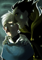 RotG - I believe in you by Shaiger