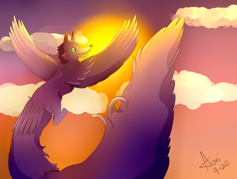 { won't you bring me down to size } by AdyRawr