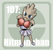 107 hitmonchan by Pokedex