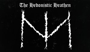 The Hedonistic Heathen Cover by DemonicOccultist