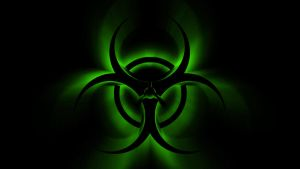 Biohazard Wallpaper by puffthemagicdragon92