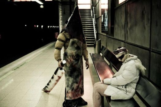 Silent Hill Cosplay by Ciberfriky