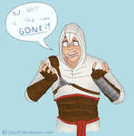 Why is the rum gone? by LilayM