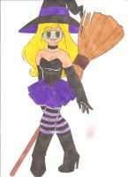 Contest: Halloween lilpunk101 by animequeen20012003