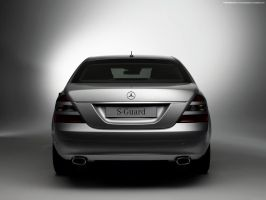 Mercedes Benz S600Guard 2007 4 by FreeWallpapers