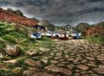 PENBERTH COVE HDR by Marktee