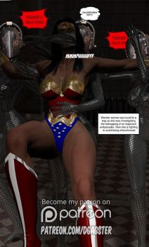 The disappearance of wonder woman 01-01 by thegagster