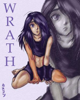 Wrath by claudiakat by Wrath-lovers
