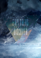 We Are Explorers - Typography Poster by michaelcraft