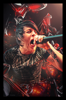 Danny Worsnop by CanNWill