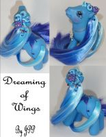 Dreaming of Wings View 4 by JoshsPonyPrincess