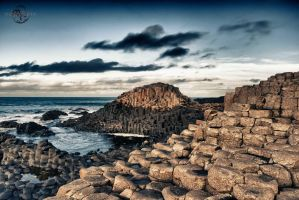 Giant's Causeway by Creative--Dragon