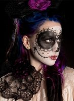 Day Of The Dead 5 by MordsithCara