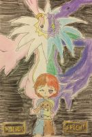 Digimon x Undertale  by 1sthi1357