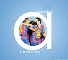 Mes que un club by w6n3oshaq