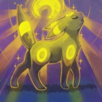 giftmas 2011 UMBREON used MOONLIGHT by Zilleniose