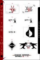Gate 09 RD Entries 10 to 17 by radiances